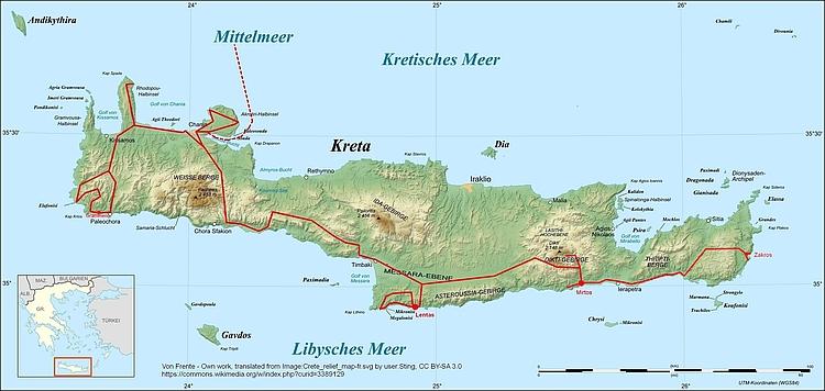 Kreta-Zakros